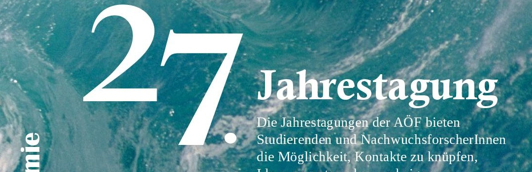 27. Jahrestagung der Arbeitsgemeinschaft Ökumenische Forschung 🗓