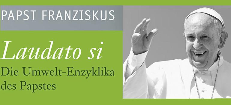 MEET-Studientag zur Ökologieenzyklika des Papstes 🗓