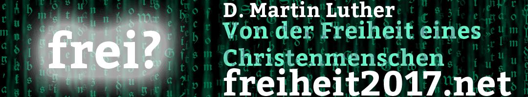 freiheit2017 – Studientag und Onlineprojekt 🗓
